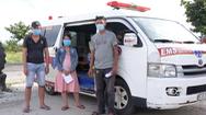 Video: Kiên Giang phát hiện 2 xe cứu thương tư nhân chở người 'thông chốt'