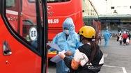 Video: TP.HCM lên phương án đón người lao động các tỉnh trở lại làm việc từ 1-10
