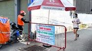Video: Sáng 27-9, rào chắn tại nhiều con hẻm ở TP.HCM đã được tháo dỡ