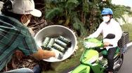 Góc nhìn trưa nay | Anh tài xế tự tay gói bánh tét gửi tặng tuyến đầu chống dịch