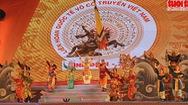 Khai mạc Liên hoan quốc tế võ cổ truyền Việt Nam
