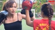 """Tin nóng 24G: Những """"đóa hồng"""" trên sân Muay Thái"""