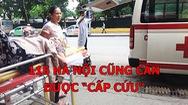 """Tin nóng 24G: Trung tâm cấp cứu 115 Hà Nội cũng cần được """"cấp cứu"""""""