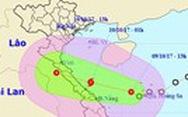 Lũ khẩn cấp trên sông Bắc Trung Bộ - Thủy điện Sơn La dừng tất cả tổ máy phát điện