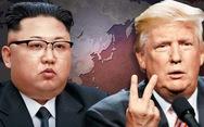 Những trận 'đấu khẩu' căng thẳng về bán đảo Triều Tiên