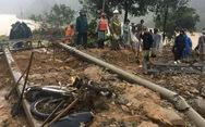 5 người chết, mất tích ở Nam Trà My do sạt lở đất