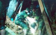 Tìm thấy thi thể 3 công nhân vụ sạt lở thủy điện ở Trà My