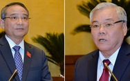 Trình miễn nhiệm ông Trương Quang Nghĩa và ông Phan Văn Sáu