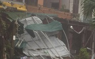 9 người chết, 4 người mất tích trong bão số 10