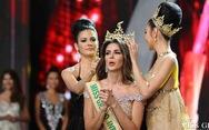 Hoa hậu Peru đoạt vương miện Hoa hậu Hoà bình thế giới 2017