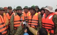 Phó thủ tướng yêu cầu ưu tiên bảo vệ tính mạng người dân