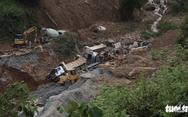 Trạm Tấu - Yên Bái: Nhà cửa, ôtô bị lũ cuốn phăng