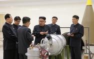 Triều Tiên tuyên bố đã gắn bom H lên tên lửa