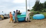Ninh Thuận khẩn trương sơ tán dân tránh bão số 14