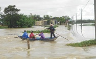 7 hồ chứa nước lớn ở Bình Định xả tràn đón lũ