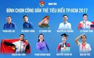 Bình chọn công dân trẻ tiêu biểu TP.HCM năm 2017
