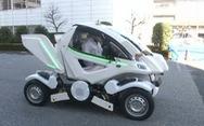 Xe hơi có thể xếp được như robot biến hình