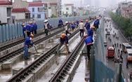 Có tiền, không còn lý do chậm trễ đường sắt Cát Linh - Hà Đông