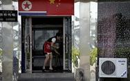 Nhiều ngân hàng Trung Quốc ngoảnh mặt với người Triều Tiên
