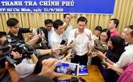 TP.HCM họp báo về vụ Thủ Thiêm: Kiên quyết sửa sai