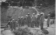Dựng pa-nô về người Việt  trong Thế chiến I