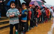 Miễn học phí cho trẻ 5 tuổi vùng khó khăn