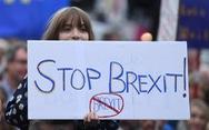 Biển người tuần hành ở London kêu gọi bỏ phiếu mới cho Brexit