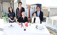 Bệnh viện Quốc tế Mỹ hợp tác với Johns Hopkins International, Mỹ