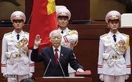 Tân Chủ tịch nước Nguyễn Phú Trọng: 'Vừa mừng vừa lo'