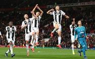 Juventus đá bại Manchester United tại Old Trafford