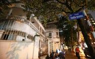 Bộ vest cũ màu và căn nhà số 5 phố Thiền Quang