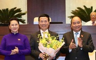 Ông Nguyễn Mạnh Hùng chính thức là bộ trưởng Bộ Thông tin - truyền thông