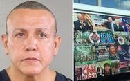 Nghi phạm gửi 13 bom thư là người hâm mộ ông Trump