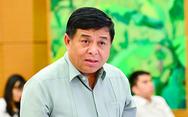 Bộ trưởng Nguyễn Chí Dũng: Thu nhập bình quân chỉ tăng 150 USD mỗi năm