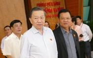 Bộ trưởng Tô Lâm: 'Chưa mở rộng điều tra tiêu cực thi cử'