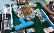 Bắt quả tang nhóm du khách Trung Quốc đánh bạc trái phép