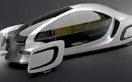 Lần đầu tiên có xe ôtô 90% làm từ nhựa