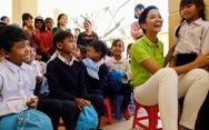 Hoa hậu H'Hen Niê xây thư viện cho trẻ em nghèo