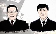 12-11 xét xử hai cựu tướng công an Phan Văn Vĩnh, Nguyễn Thanh Hóa