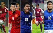 Indonesia 'vô đối' về số bàn thắng ở AFF Cup