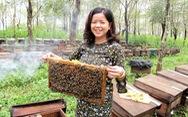 Cô gái phố núi với thương hiệu mật ong hoa cà phê