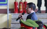 Cựu trung tướng Phan Văn Vĩnh đề nghị không đăng bản án trên mạng