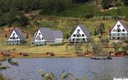 19 nhà gỗ xây dựng trái phép trong thắng cảnh quốc gia hồ Tuyền Lâm