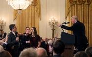 Đài CNN kiện ông Trump vì 'cấm cửa' nhà báo vào Nhà Trắng