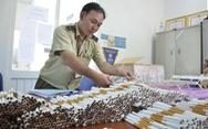 Bắt hơn 1.000 vụ buôn lậu thuốc lá, xử lý hình sự chỉ 1 vụ