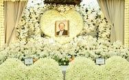 Tỉ phú Jack Ma và các nghệ sĩ đến dự tang lễ nhà văn Kim Dung
