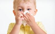 Trẻ bị ho: 'thuốc' tốt nhất là không dùng thuốc
