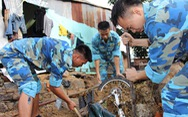 Quân đội dồn sức cứu người bị nạn trong sạt lở tại Nha Trang