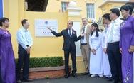 Pháp trao nhãn hiệu LabelFranceEducation cho 2 trường THPT