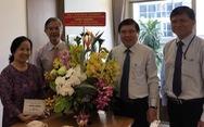 Chủ tịch UBND TP.HCM thăm nhà giáo tiêu biểu